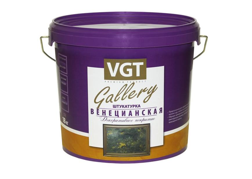 Штукатурка венецианская VGT (ВГТ)