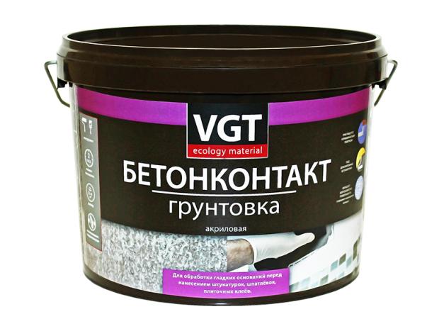 "Грунтовка ""Бетонконтакт"" ВД-АК-0301 ВГТ"