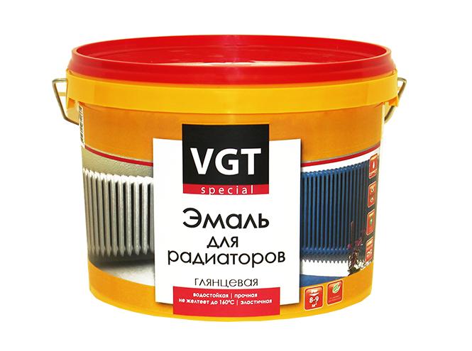 Эмаль ВД-АК-1179 для радиаторов «Профи» ВГТ