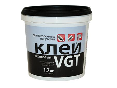 Клей акриловый для потолочных покрытий VGT (ВГТ)