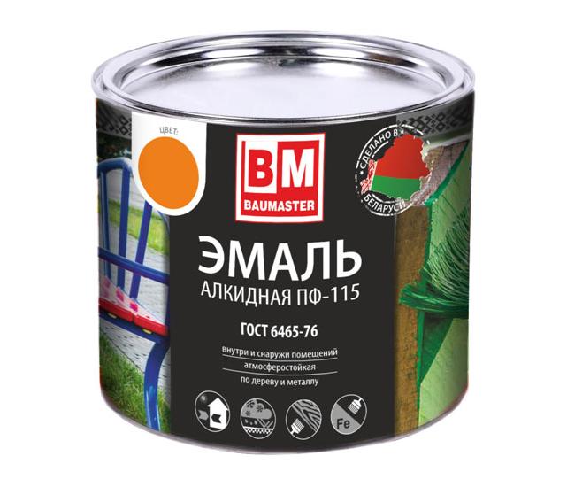 Эмаль ПФ-115 BAUMASTER