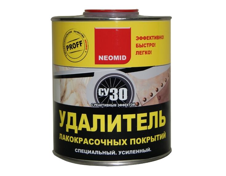 Удалитель лакокрасочных покрытий Neomid