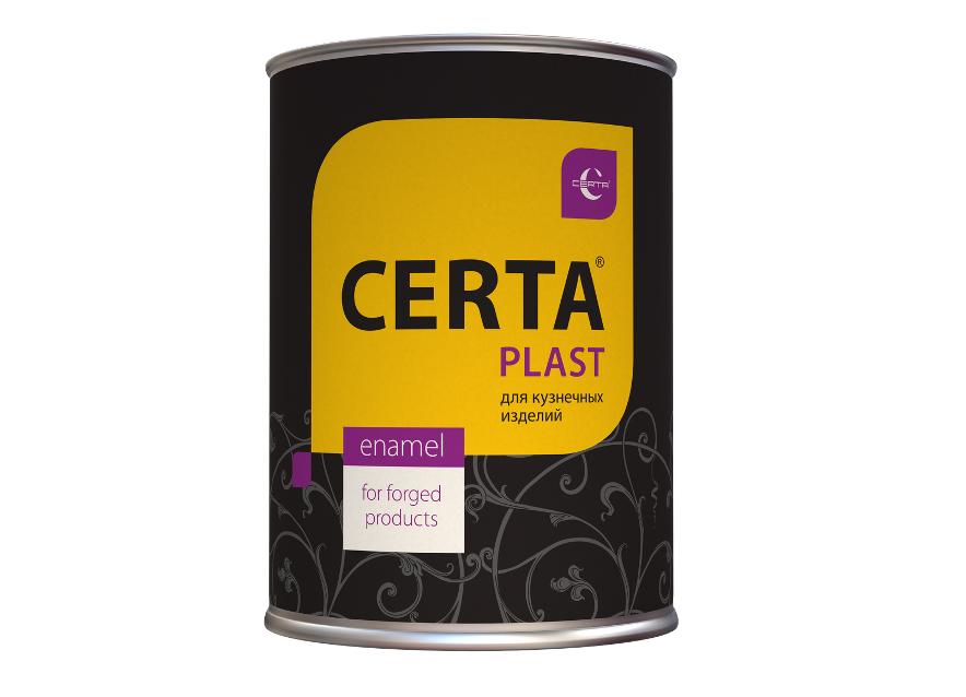 Краска для кузнечных изделий Certa Plast
