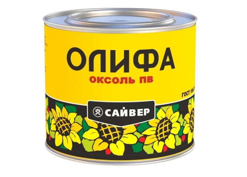 Олифа Оксоль ПВ Сайвер