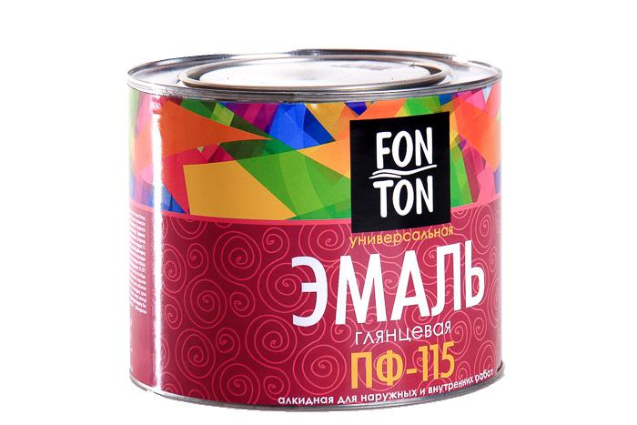 Эмаль ПФ-115 Fon Ton