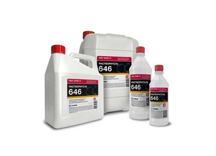 Растворитель 646 Химик