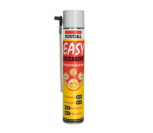 Клей универсальный полиуретановый Soudal SOUDABOND Easy
